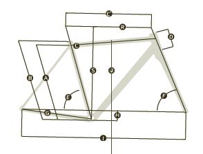 X-Ride-geometry