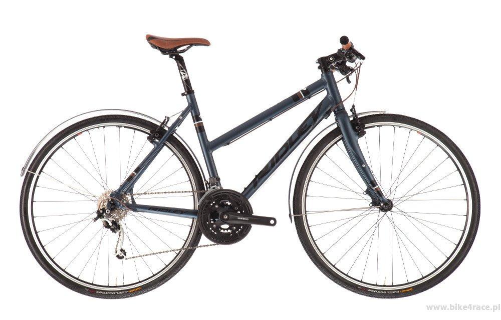 Allroad Bicycle Ridley Tempo X Women Xt Alivio V Break Color