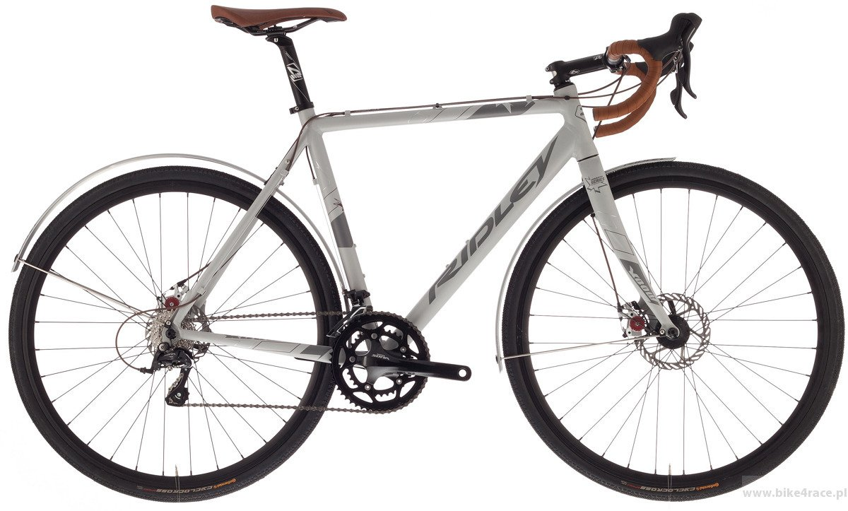 Cyclocross Bicycle Ridley X Bow Disc 105 Mix Mechanical Disc