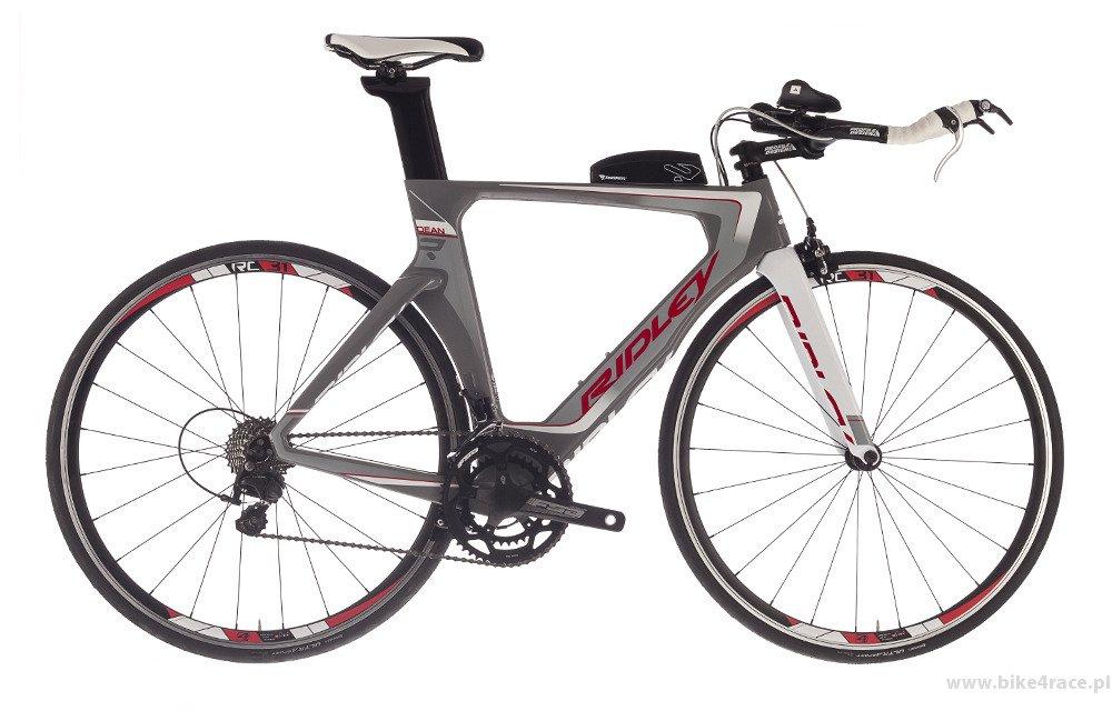Tt Triathlon Bicycle Ridley Dean 20 Color Dea 01cs Shimano 105