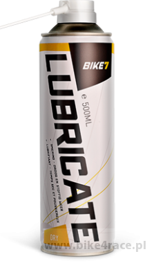 Chain oil BIKE7 Lubricate Dry