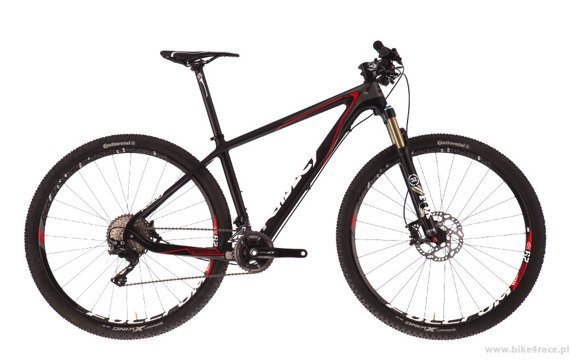 "MTB bicycle RIDLEY IGNITE CSL7.2 27.5"" – color IC-01CM (Shimano XT)"