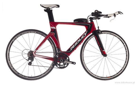 TT/triathlon bicycle RIDLEY DEAN 15 – color DEA-01BS (Ultegra)