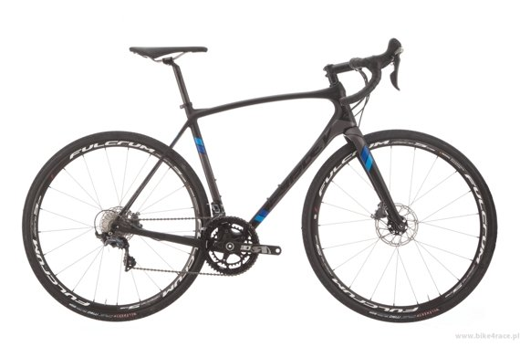 Rower gravel RIDLEY X-TRAIL C - Ultegra Hydraulic Disc – kolor XTR-01AM (Black-Grey-Blue)