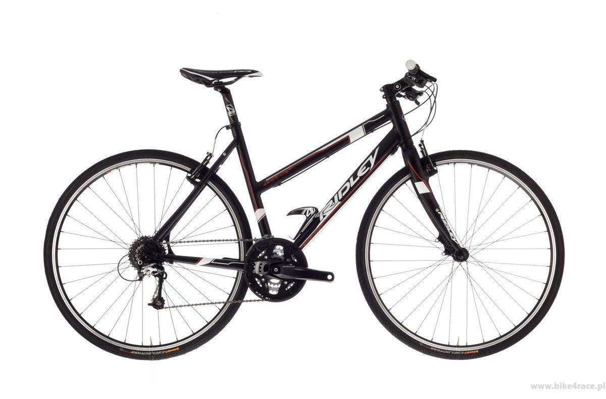 allroad bicycle ridley tempo x women xt alivio v break color XT 500 Flat Black click to zoom