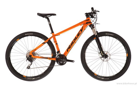 "MTB bicycle RIDLEY BLAST A7.1 27.5"" – color BL-01BM (Deore)"