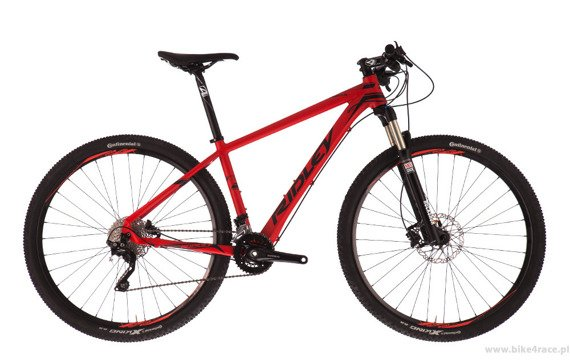 "MTB bicycle RIDLEY IGNITE A7.1 27.5"" – color IA-01BM (Deore/SLX)"