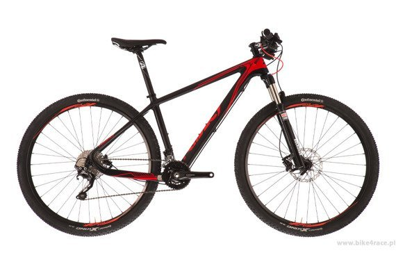 "MTB bicycle RIDLEY IGNITE C9.5 29"" – color IC-01FM (Deore/SLX)"