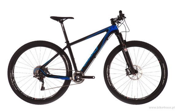 "MTB bicycle RIDLEY IGNITE CSL9.1 29"" – color IC-01BM (Shimano XTR)"