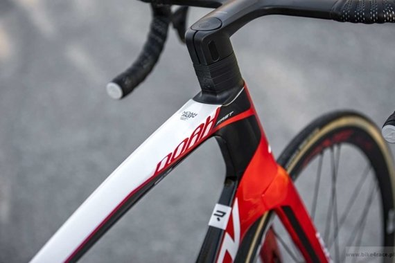 Road bicycle RIDLEY NOAH FAST DISC - Ultegra Di2 Hydraulic Disc - color	 R-NFD-09AS (Lotto-Soudal Team Replica)