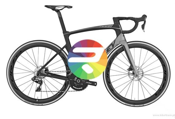 Road bicycle RIDLEY NOAH FAST DISC - Ultegra Hydraulic Disc - Ridley Customizer > Pureline Classic/XL