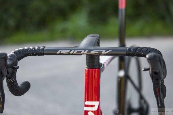 Road frameset RIDLEY NOAH FAST DISC - color R-NFD-09AS (Lotto-Soudal Team Replica)