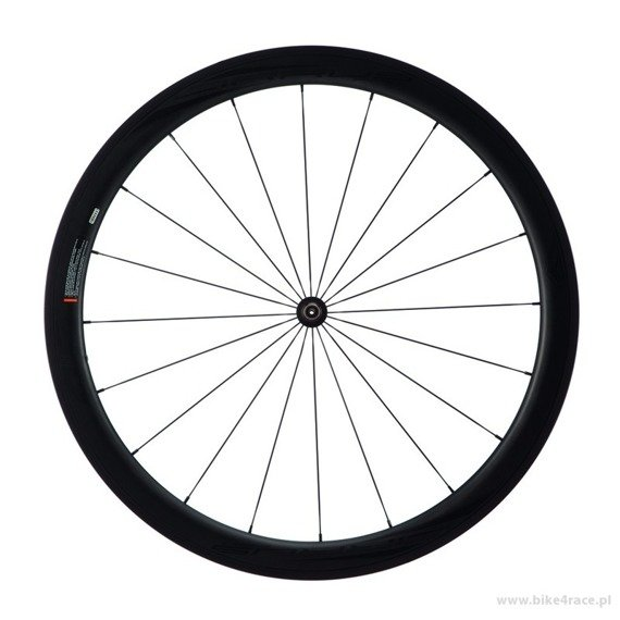 Road wheelset 4ZA Cirrus Pro T45-DTSwiss 240s Black Edition