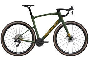 Rower gravel RIDLEY KANZO FAST - GRX800 1x11s Di2 - kolor KAF-01AS (Army Green Metallic-Gold Metallic)