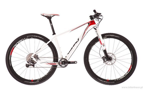 "Rama MTB RIDLEY IGNITE CSL7 27.5"" – kolor IC-01AS"
