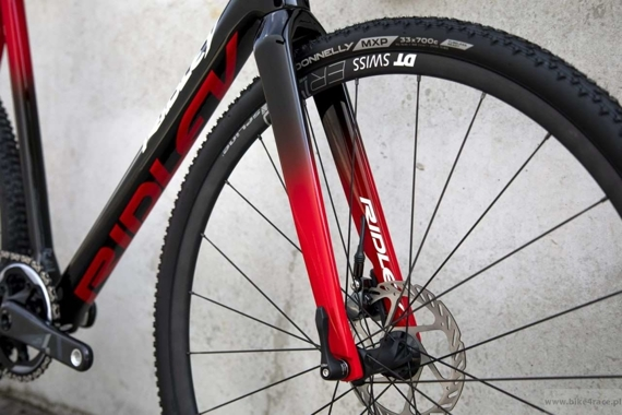 Rama przełajowa RIDLEY X-NIGHT DISC – kolor XNI-06BS (Black-White-Red)