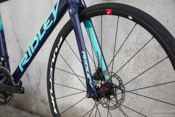 Rama szosowa RIDLEY LIZ SLA DISC - kolor LAD-01AS (Deep Dark Blue-Dark Turqoise-Bright Turqoise)