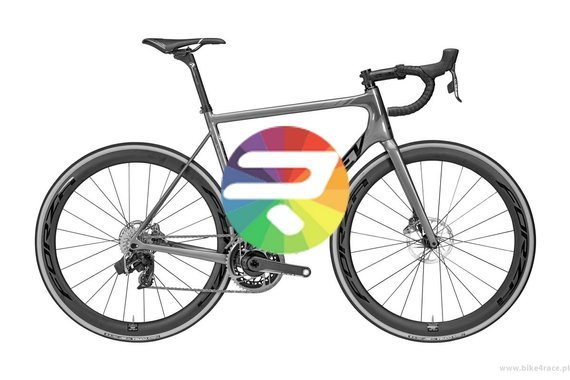 Rower szosowy RIDLEY HELIUM SLX DISC - Force eTap AXS – Ridley Customizer > Pureline Classic/XL