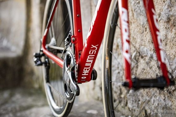 Rower szosowy  RIDLEY HELIUM SLX - Ultegra Di2 – kolor R-HSLX-09AS (Lotto-Soudal Team Replica)