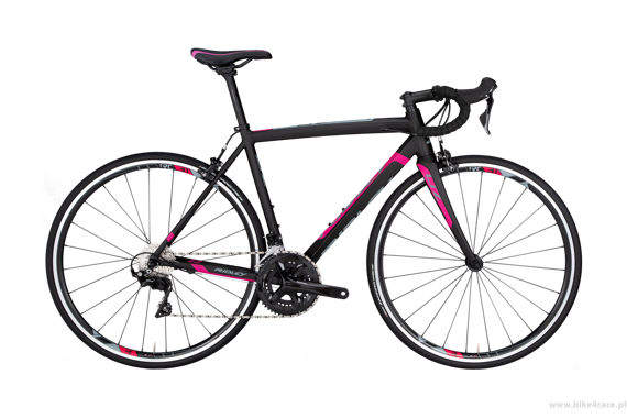 Rower szosowy RIDLEY LIZ A - 105 ML – kolor LI7-03AM (Black-Pink-Grey)