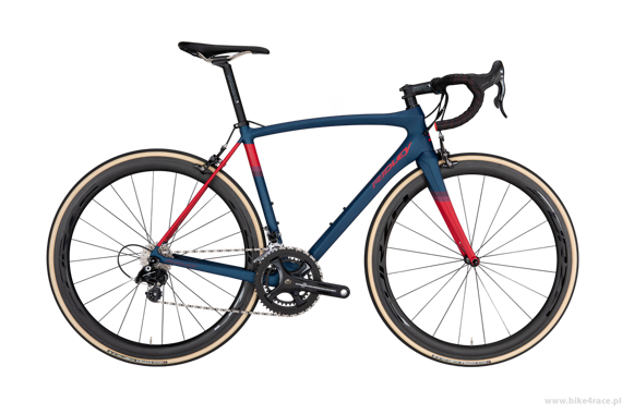 Rower szosowy RIDLEY LIZ SL - 105 ML – kolor LSL-02AM (Midnight Blue-Aubergine-Red)